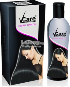 Vcare Herbal Hair Oil 100ml  strengthen your hair roots imported.