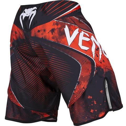 VENUM GALACTIC FIGHTSHORTS - BLACK/RED - M