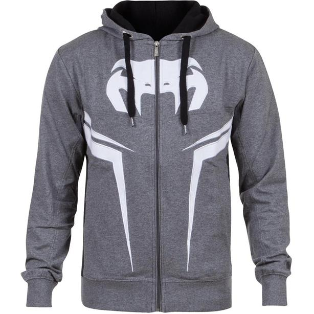 VENUM SHOCKWAVE 3 HOODY LITE SERIES - GREY - XL