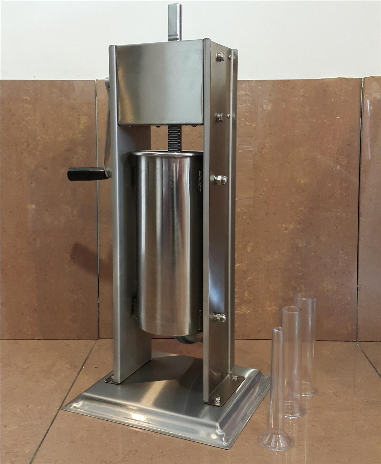 Vertical sausage stuffer5L(201 stainless steel) ID999499