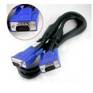 VGA signal cable male-male 3 meter 15pin VGA Cable