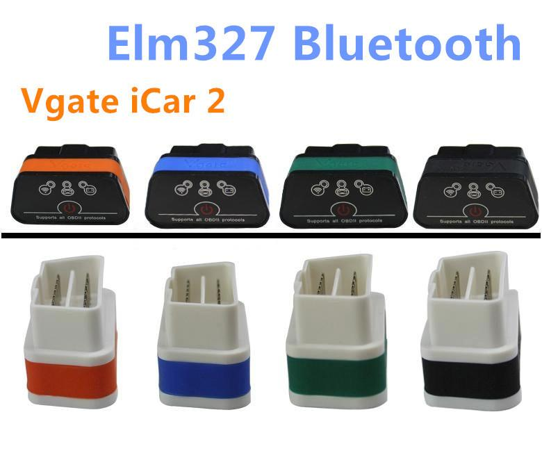 Vgate iCar iCar2 OBDII Car Diagnostic Reader - Bluetooth to Android/PC