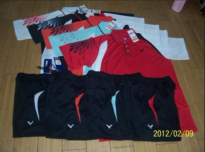 Victor Badminton Jersey (V1203) + Free Shipping
