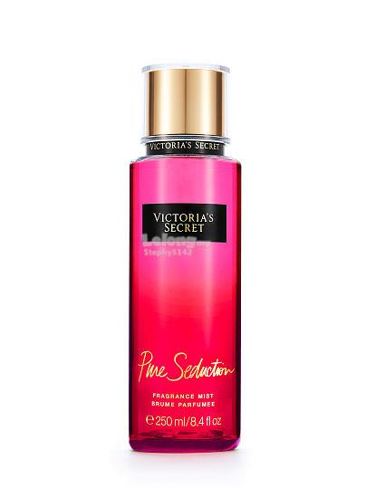 NEW!! Victoria Secret Fragrance Mist Pure Seduction 250ml