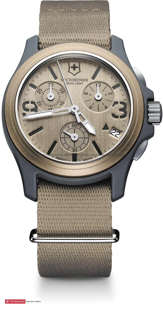 Victorinox Swiss Army 241533 Original Chronograph Watch