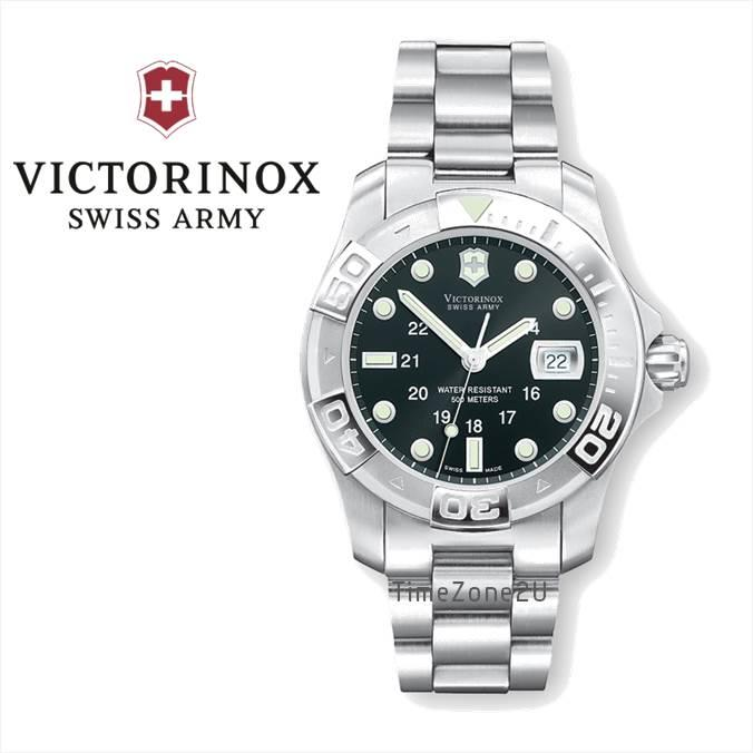 Buy Victorinox Swiss Army Men's 'Chrono Classic' Quartz Stainless Steel and Leather Sport Watch, Color:Brown (Model: ) and other Wrist Watches at newcased.ml Our wide selection is eligible for free shipping and free returns.