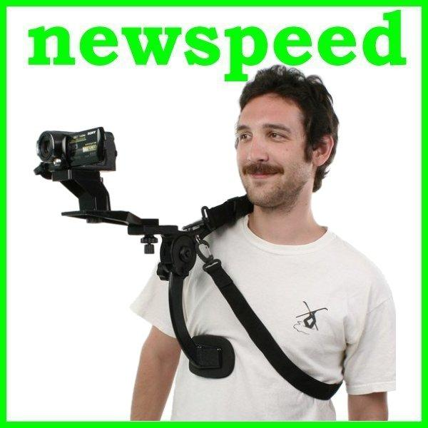 New Video Shoulder Rig Support Pad for Video Camcorder DSLR Camera