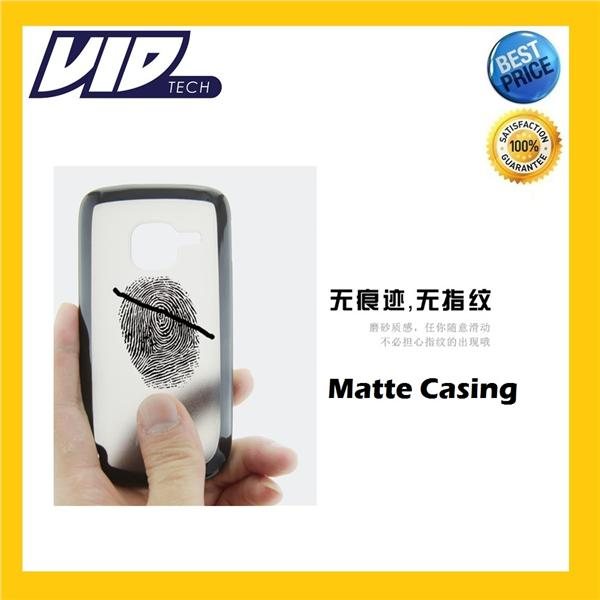 VIDTECH KASHI Back Case Matte Casing for iPhone 5 5s Samsung S3 Note 2