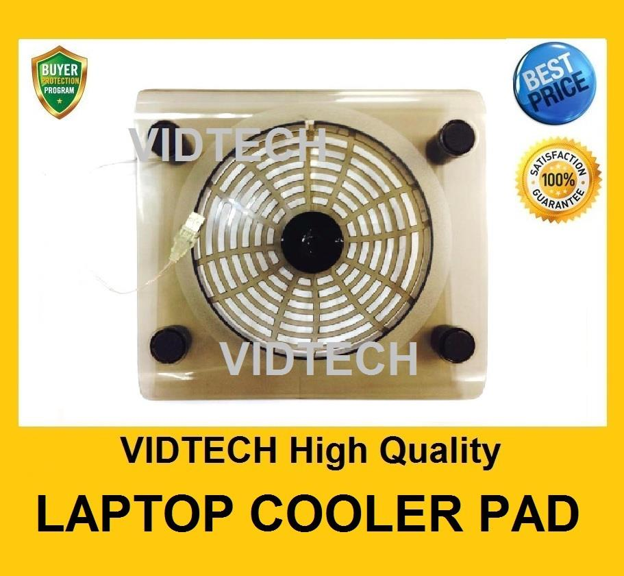 VIDTECH NoteBook Cooler Pad PROMOTION !!