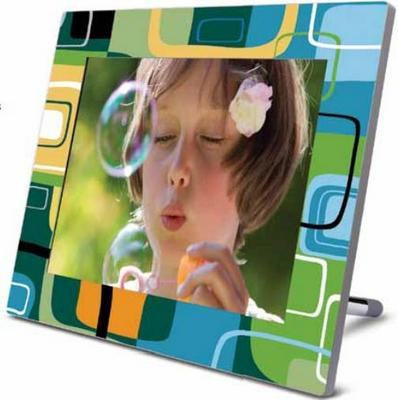 VIEWSONIC 8' 800X600 DIGITAL PHOTO FRAME (VFD875-20P) GRN