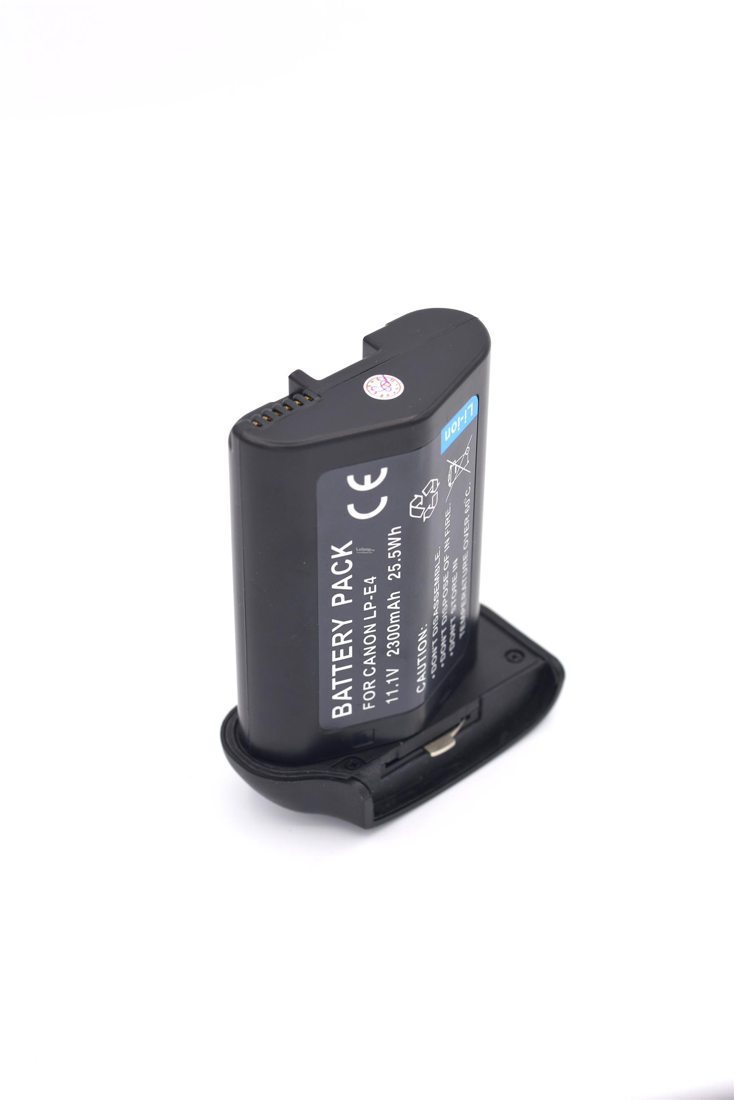 Viloso LP-E4 Battery For Canon EOS 1Ds Mark III IV 1DX 1Ds3 1D3 1D4
