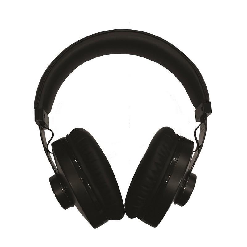 Vinnfier chrome STUDIO high performance bluetooth headphone - Black