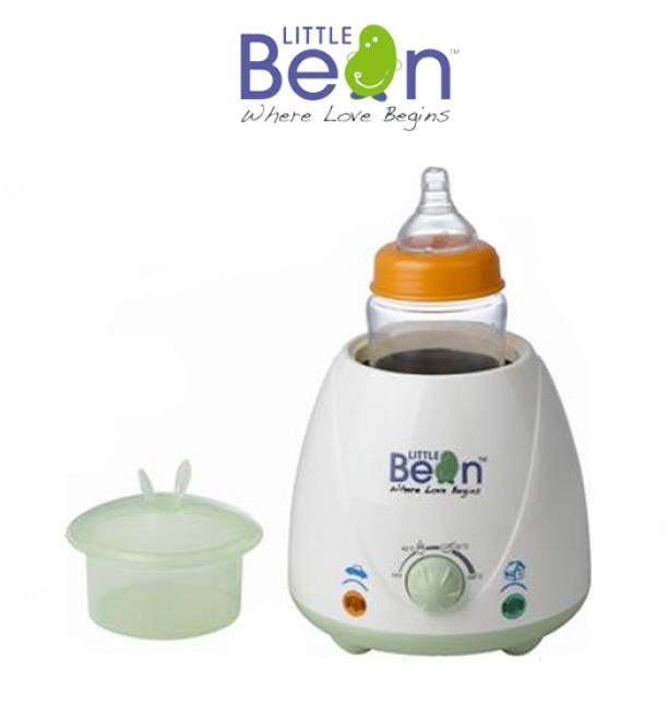VINZ Little Bean 2 in 1 Bottle Warmer