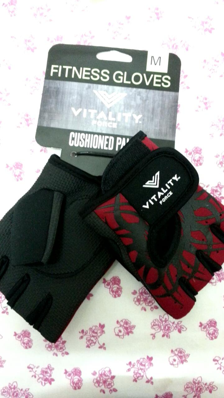 Vitality Force Fitness Glove