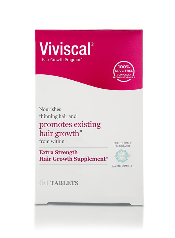 VIVISCAL EXTRA STRENGTH WOMEN FOR HAIR LOSS