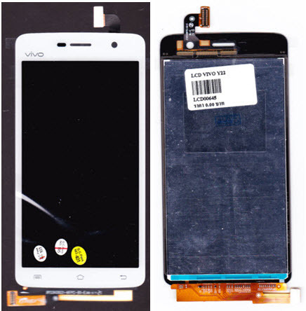 Vivo Y22 Display Lcd & Touch Screen Digitizer Sparepart