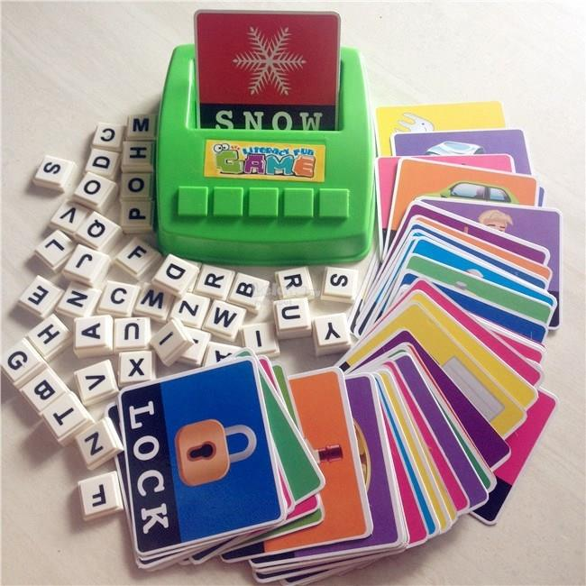 Toy Vocabulary Game : Vocabulary fun games end pm