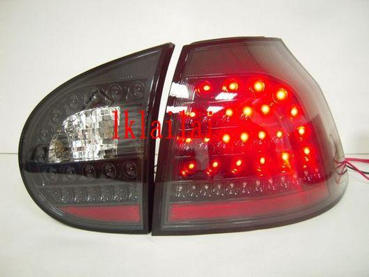 Volkswagen '03-05 V Golf Full LED Tail Lamp [Black Housing]