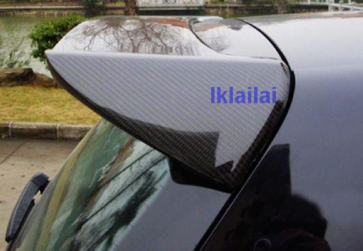 Volkswagen Golf `08 VI GTi Add on Spoiler W/Carbon [VW02-SR02-U]