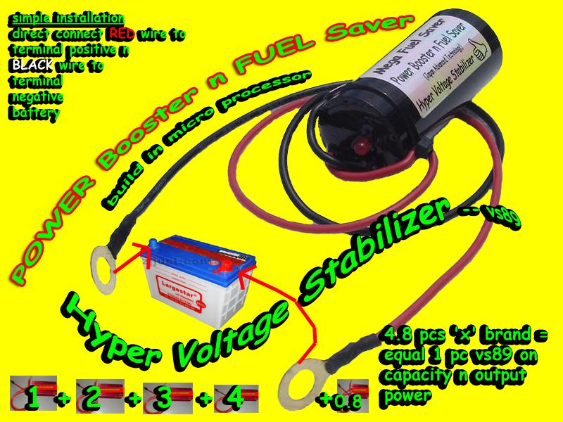 Best Voltage Stabilizer For Car Malaysia