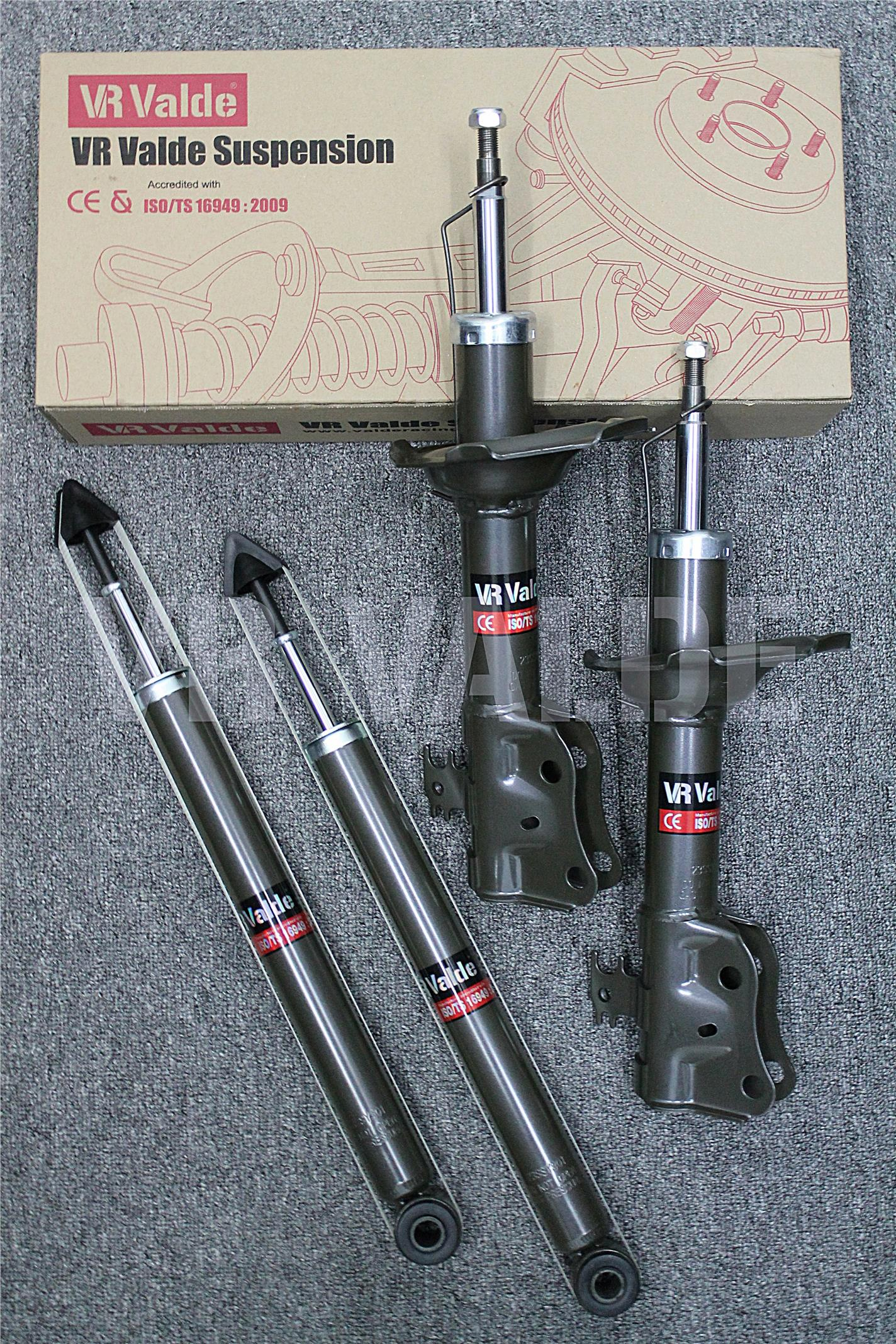 VR Toyota Altis 03' Heavy Duty Shock Absorber (REAR) (PER UNIT)