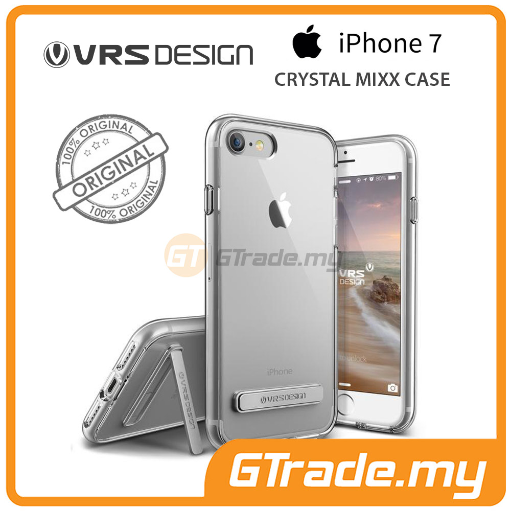 VRS DESIGN Crystal Mixx Clear Case | Apple iPhone 7 - Clear