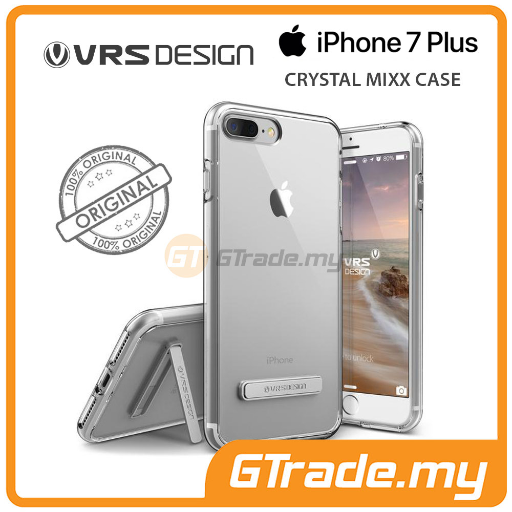 VRS DESIGN Crystal Mixx Clear Case | Apple iPhone 7 Plus - Clear