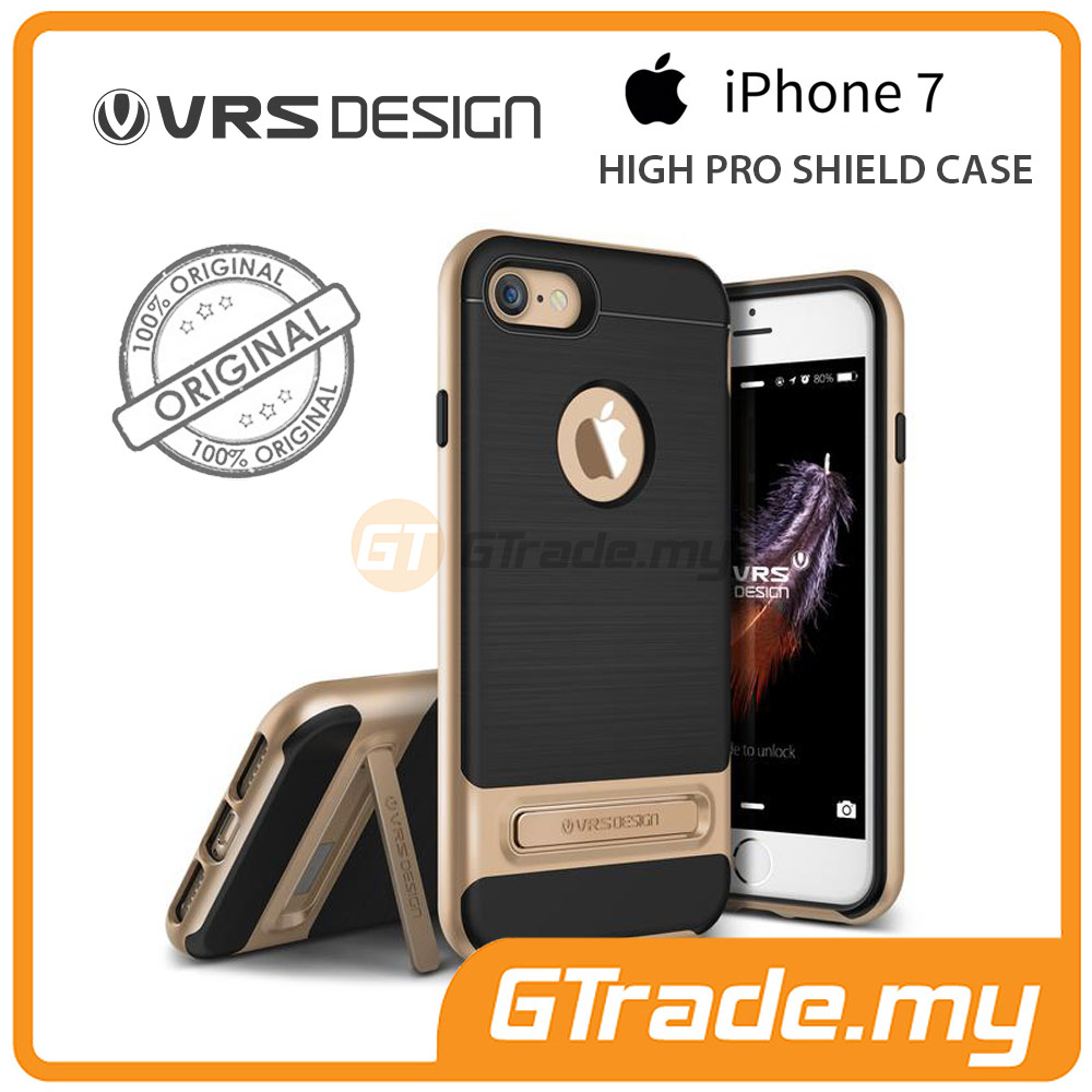 VRS DESIGN High Pro Shield Case | Apple iPhone 7 - Gold