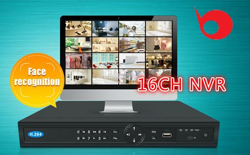 VStarcam N160 Eye4 NVR 16CH network video recorder