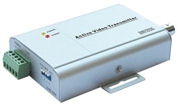 VT2001 1ch Active Transmitter (Video Balun); transmit up to 1.5km