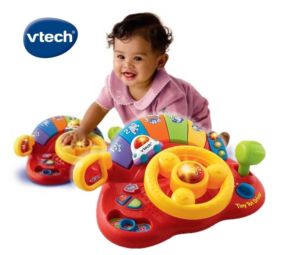 Tiny Tots Toys : Vtech tiny tot driver years old s end