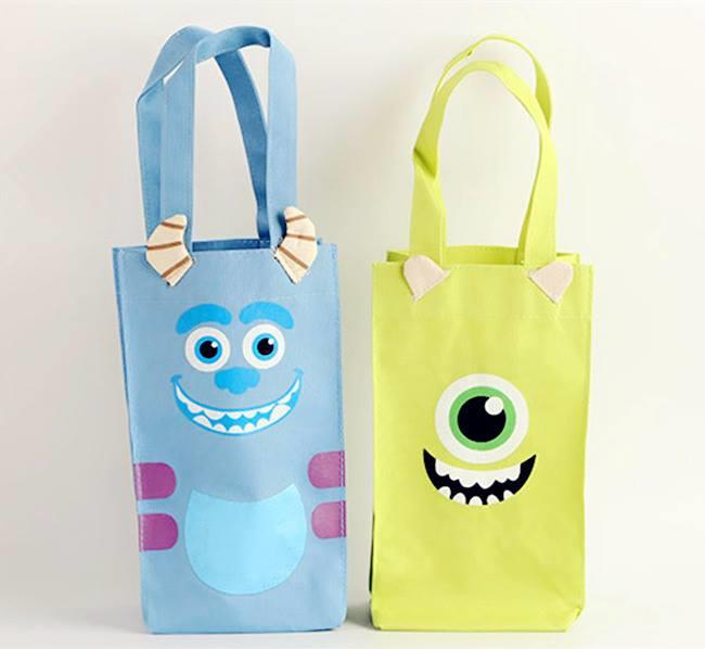 WA0144 ICONIC MONSTER BAG