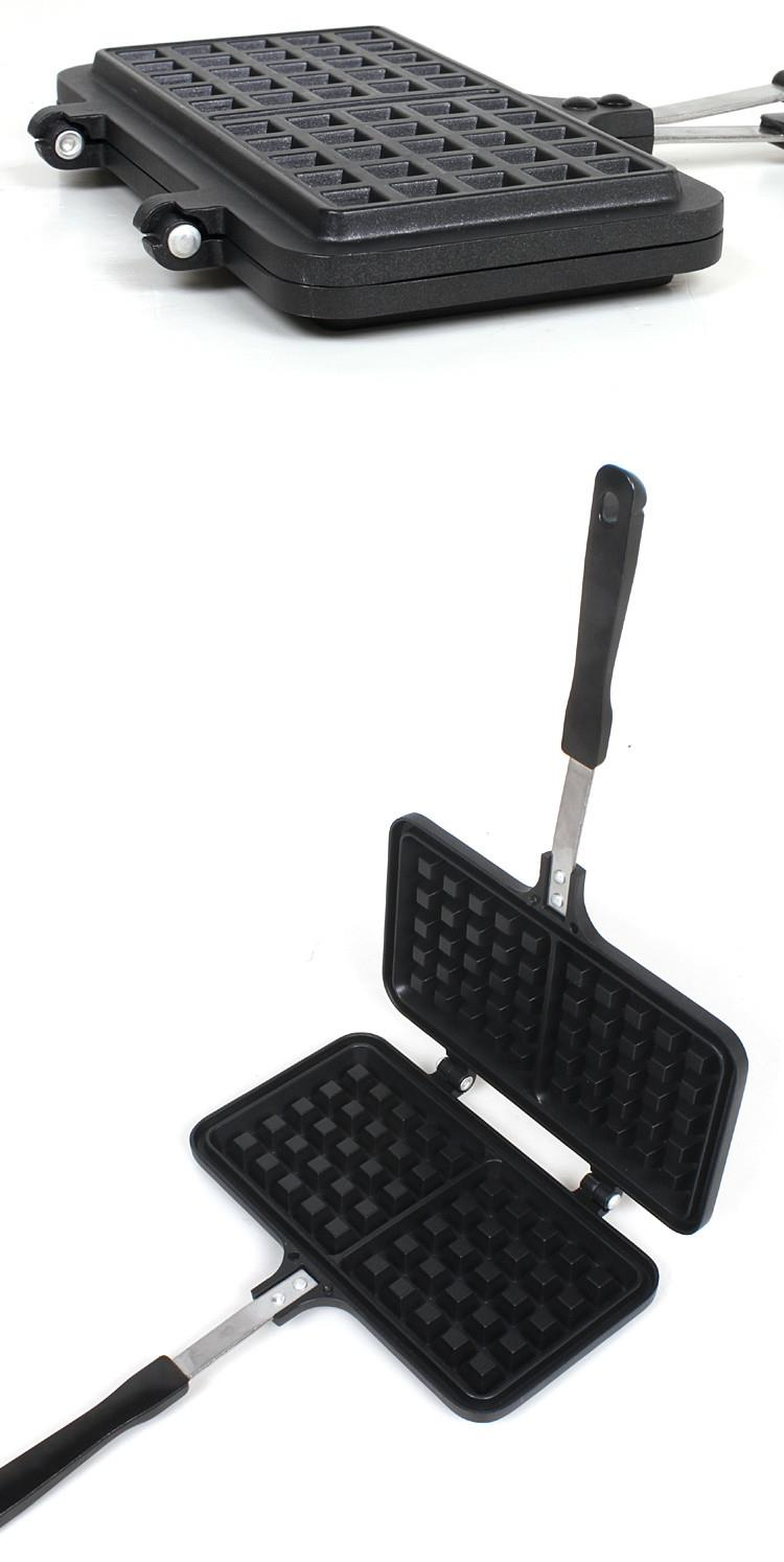 Waffle Maker Baker Pan Non Stick - High Quality & Delicious