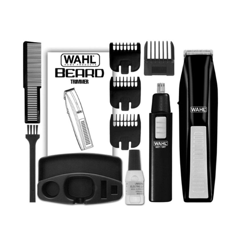 beard trimmer no guard facial hair styles what women love and hate buy paiter grooming kit. Black Bedroom Furniture Sets. Home Design Ideas