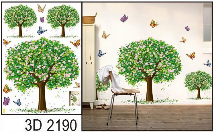 Wall Sticker Big Tree WP290