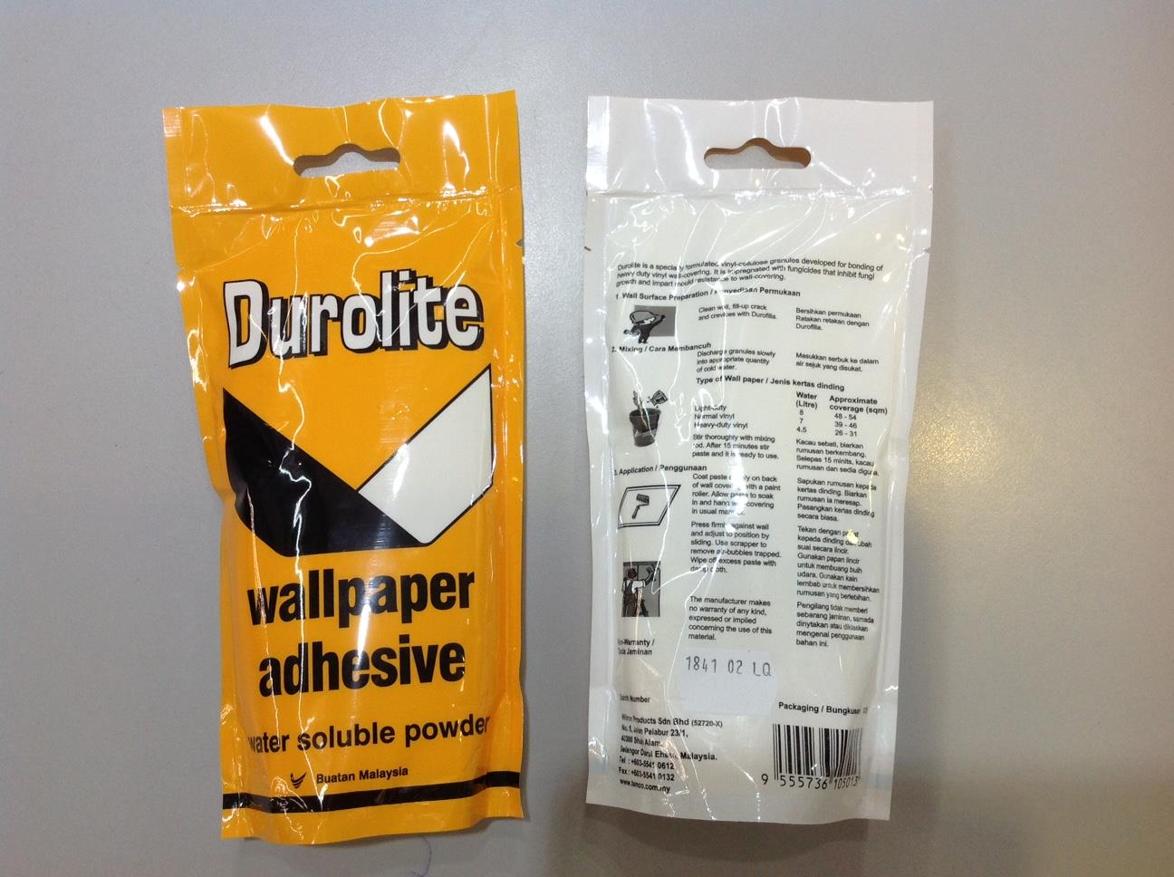 Wallpaper Glue Powder Duroli End 8 24 2016 10 15 Am Myt