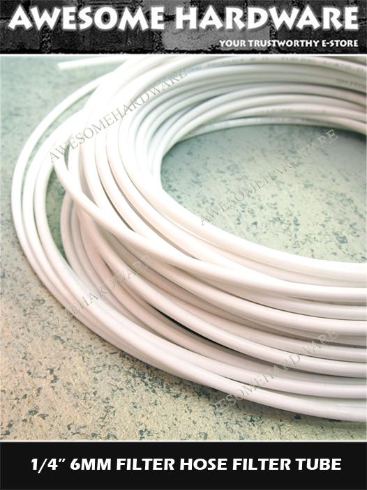 WATER FILTER HOSE WATER FILTER PIPE WATER FILTER TUBE 6MM (SMALL)