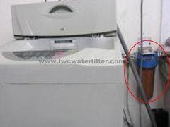 Water Filter Outdoor Housing