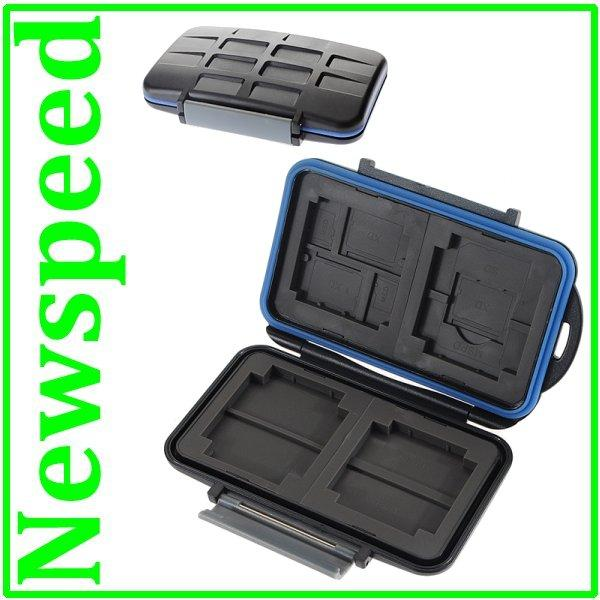 New Water Resistant All Memory Card Hard Case MC-5