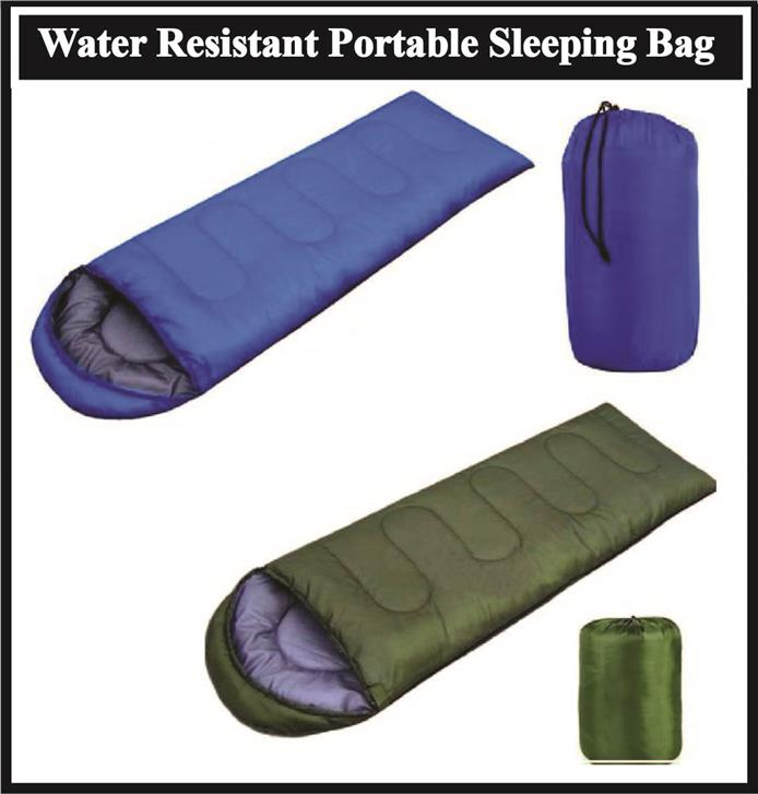 Water Resistant Portable Sleeping Bag (end 9/1/2017 1:15 PM)