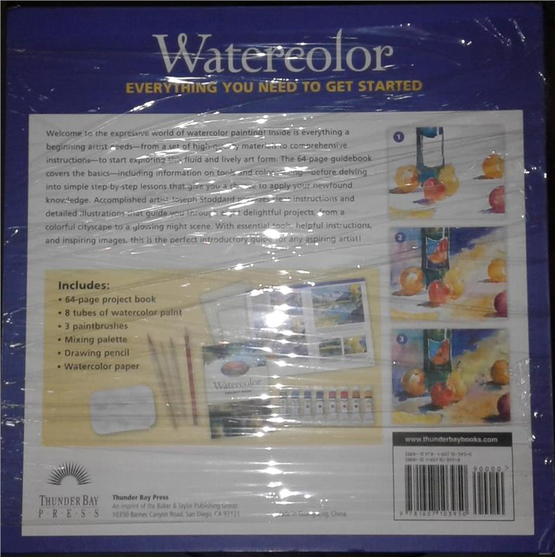 Watercolour Set