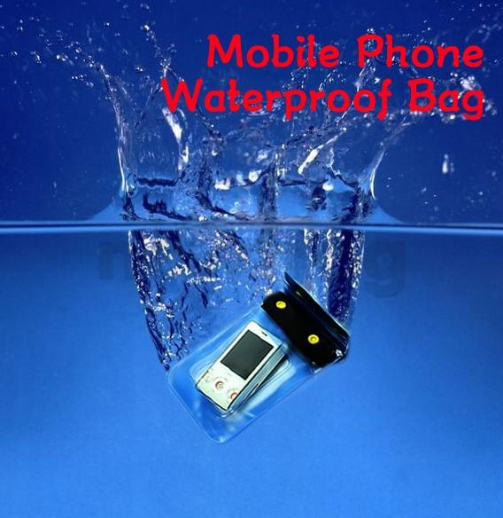 Waterproof Bag / Pouch for Hand Phone Iphone