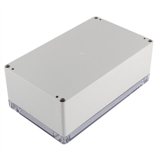 Waterproof Clear Electronic Project Box Enclosure 158x90x60mm