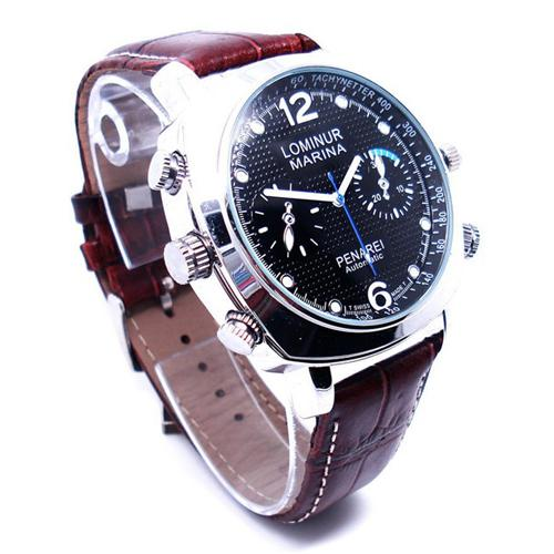 Waterproof HD Sports Mini DV DVR Spy Camera Watch (8GB, 1280 X