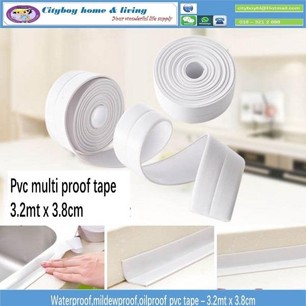 waterproof,mildew,moisture double size rubber tape - 3.2mt