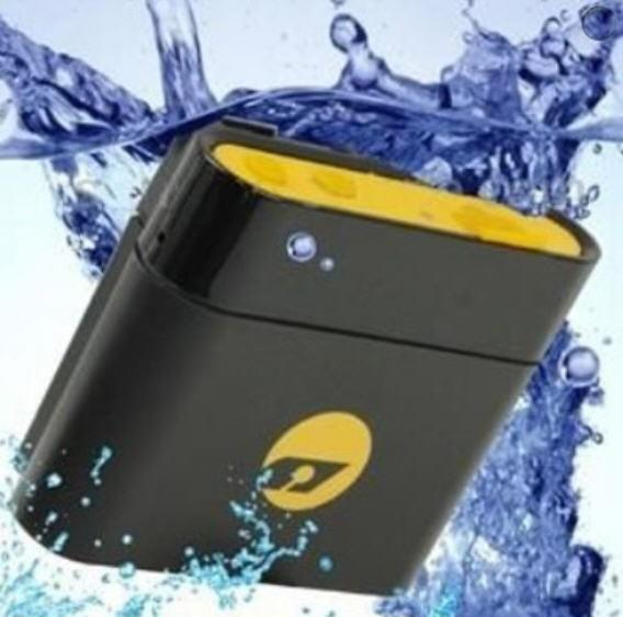 Waterproof Portable GPS Tracker (WGPS-05A)▼