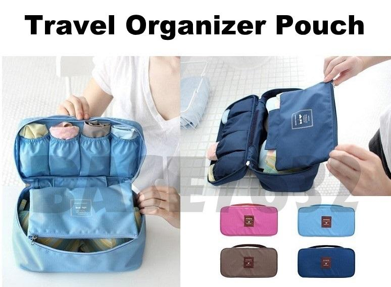 Waterproof Travel Luggage Toiletry Storage Organizer Pouch Bag 1796.1