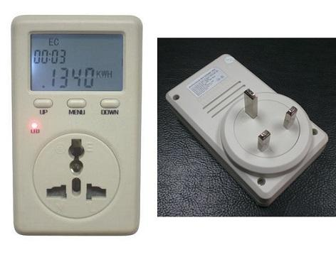 Watt Energy Meter / Multifunctional Mini Ammeter D02A