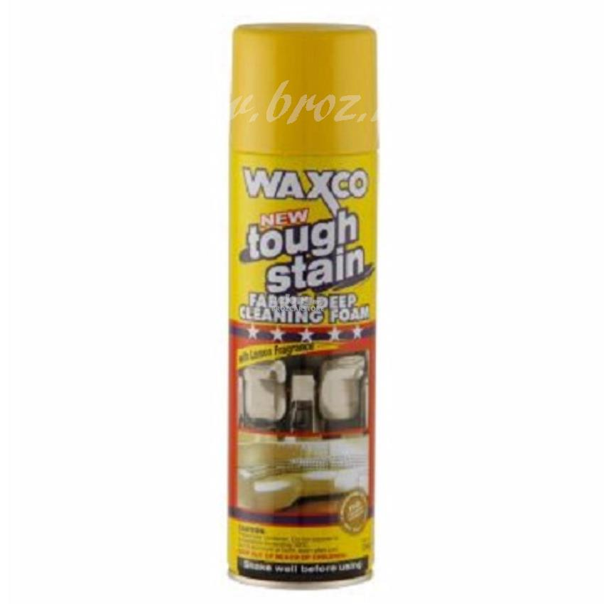 Waxco Tough Stain Fabric Deep Cleaning Foam