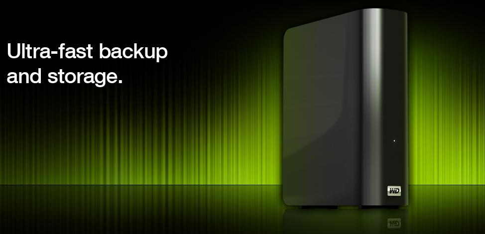 WD MYBOOK ESSENTIAL 3.5� USB3.0 External HDD- 2TB